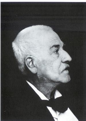 布克哈特像,1892年攝。